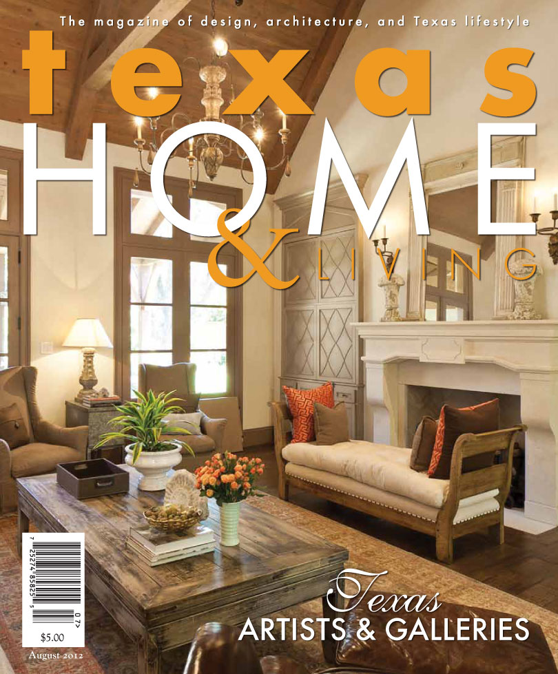 Texas Home Living An Interview With Sharon Radovich